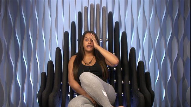 Lateysha was on 'The Valleys' before entering the 'BB'
