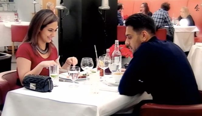 First Dates Goes French - Is Romantic Reality All Getting A Bit