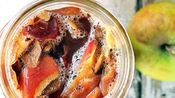 Save Your Apple Cores To Make Your Own Apple Cider