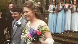 This Couple Threw A Waste-Free Wedding For Less Than