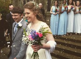 This Couple Threw A Waste-Free Wedding For Less Than $4,000