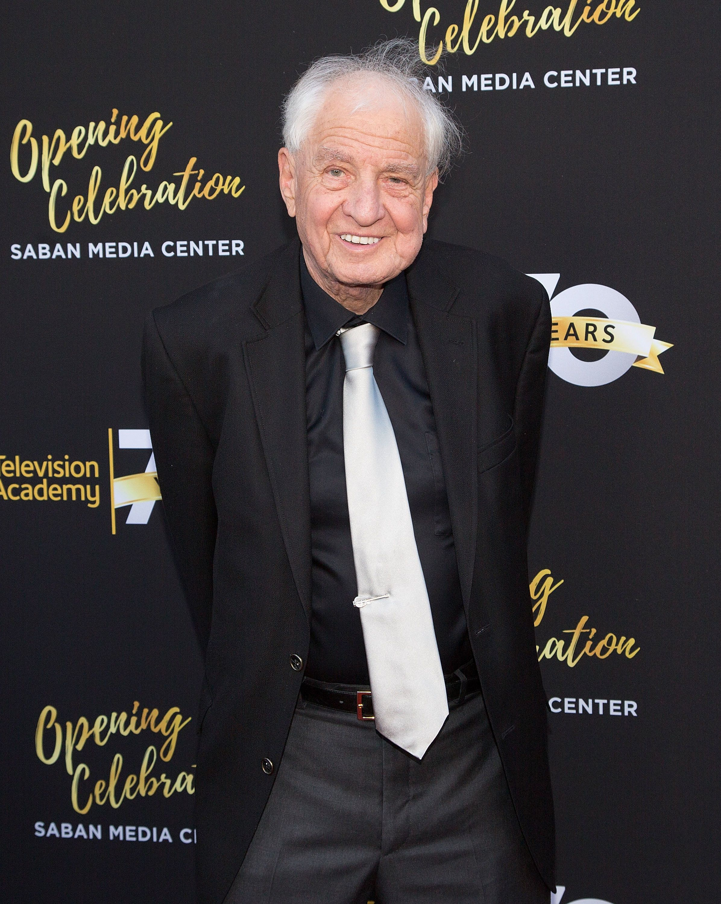 LOS ANGELES, CA - JUNE 02:  Garry Marshall arrives to the Television Academy's 70th Anniversary Gala on June 2, 2016 in Los Angeles, California.  (Photo by Gabriel Olsen/FilmMagic)