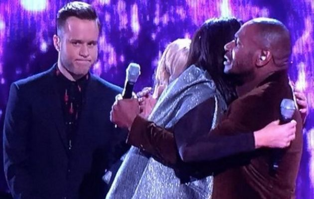 Olly's time on 'The X Factor' wasn't exactly lauded by