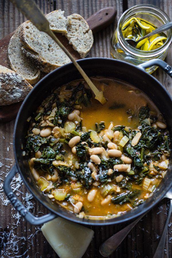 "<strong>Get the <a href=""http://www.feastingathome.com/ribollita-recipe/"" target=""_blank"">Ribollita recipe</a>from Feas"