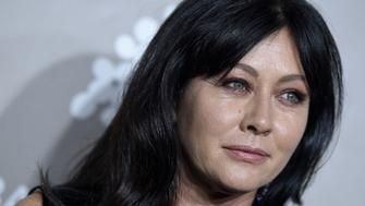 CULVER CITY, CA - NOVEMBER 14:  Actress Shannen Doherty attends the 2015 Baby2Baby Gala at 3LABS on November 14, 2015 in Culver City, California.  (Photo by Axelle/Bauer-Griffin/FilmMagic)