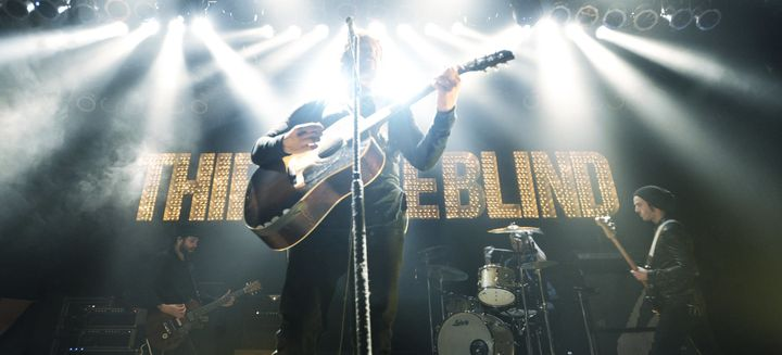 Stephan Jenkins of Third Eye Blind performs in Cleveland on Nov. 24, 2013.