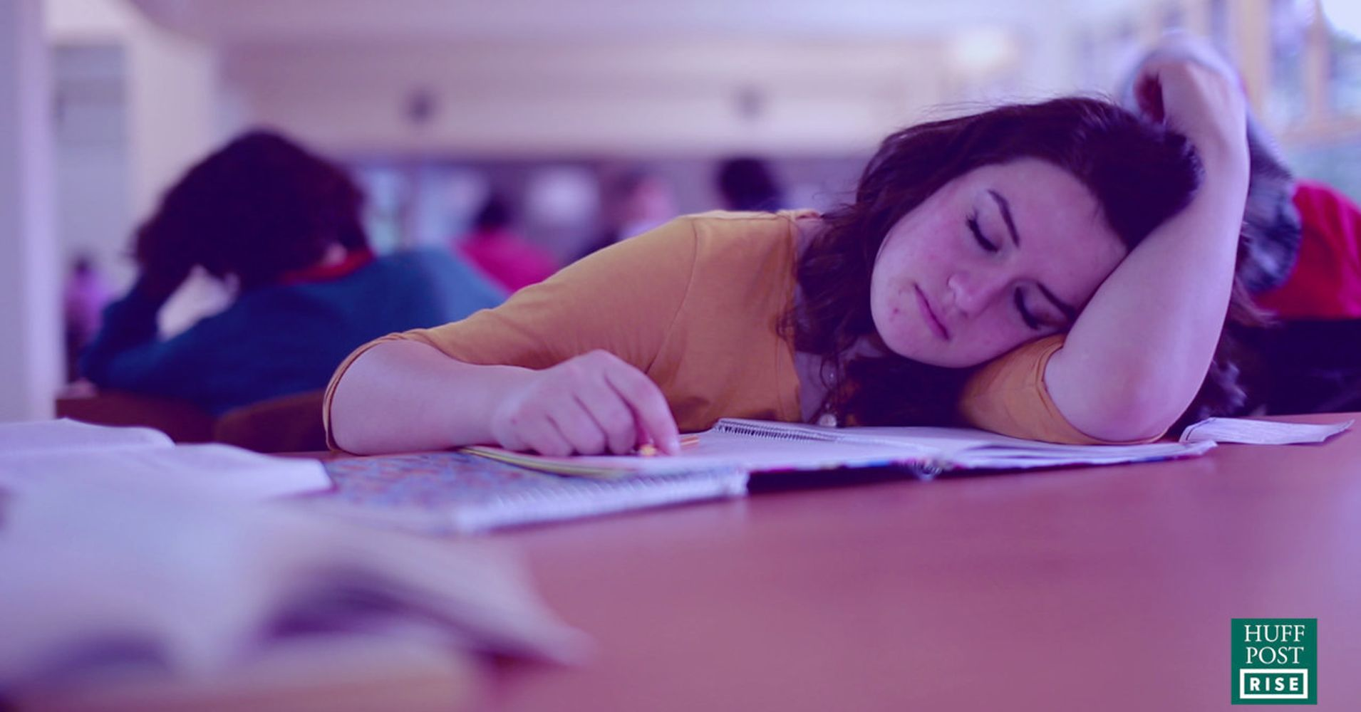sleep deprivation and teenagers