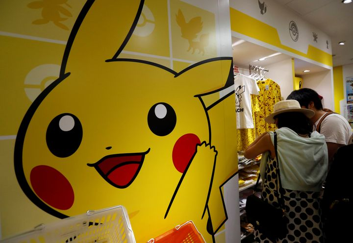 Poke-mania is once again sweeping the world.