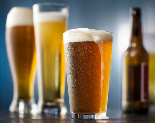 Your body might have been able to handle knocking back a few drinks when you were younger but as we get older, our bodies can