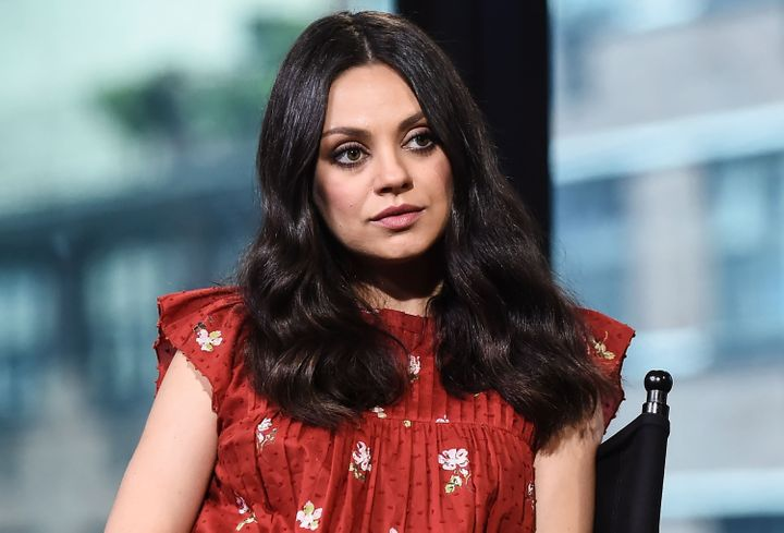 Mila Kunis supports a mother's right to breastfeed in public.