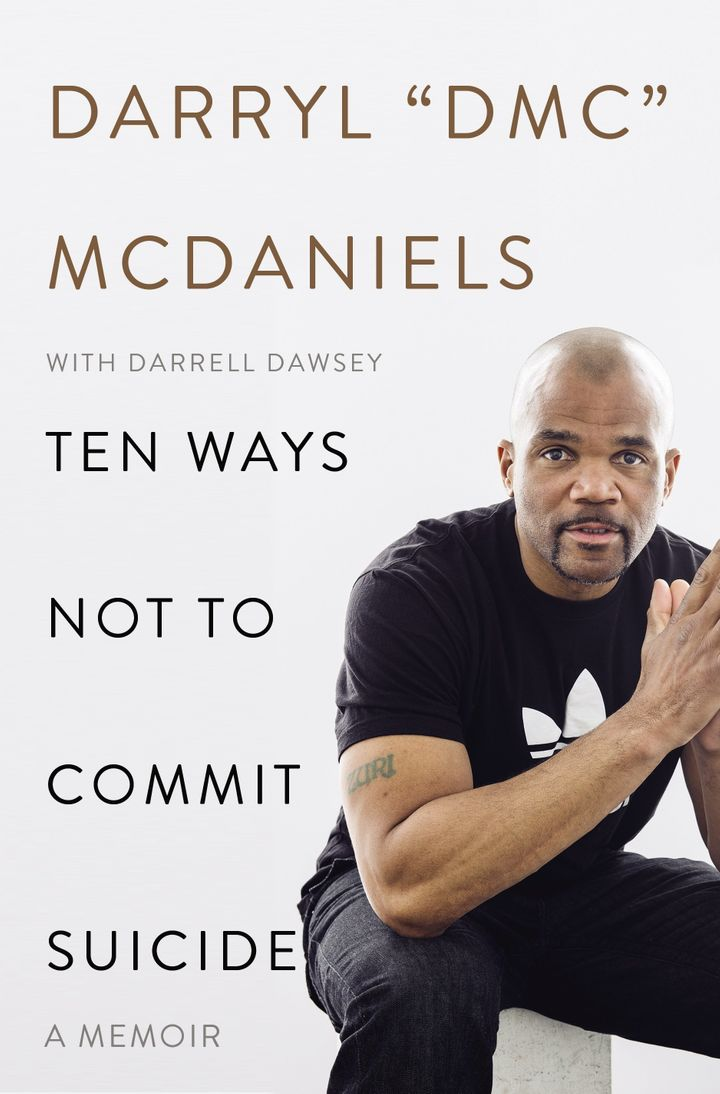 "Darryl ""DMC"" McDaniels' ""Ten Ways Not to Commit Suicide."""