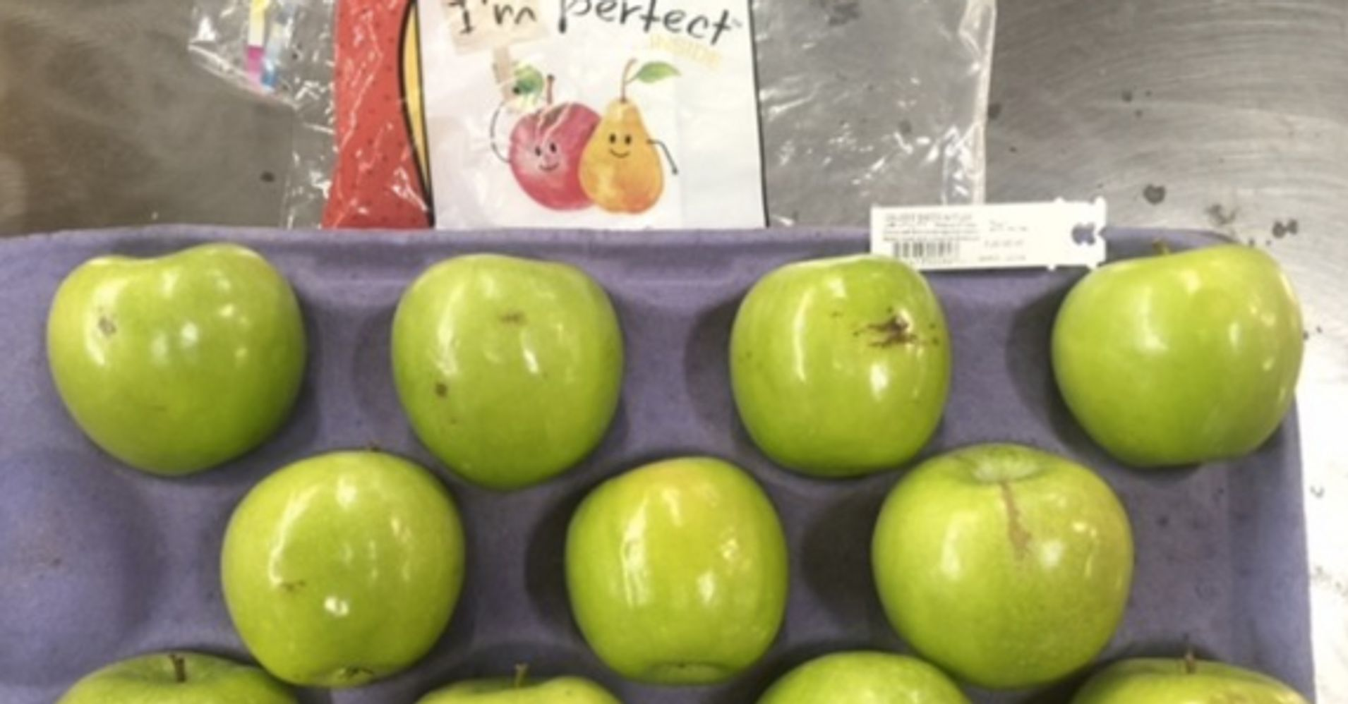 6bab66606 Walmart Unveils New Lines Of Ugly Apples And Potatoes | HuffPost