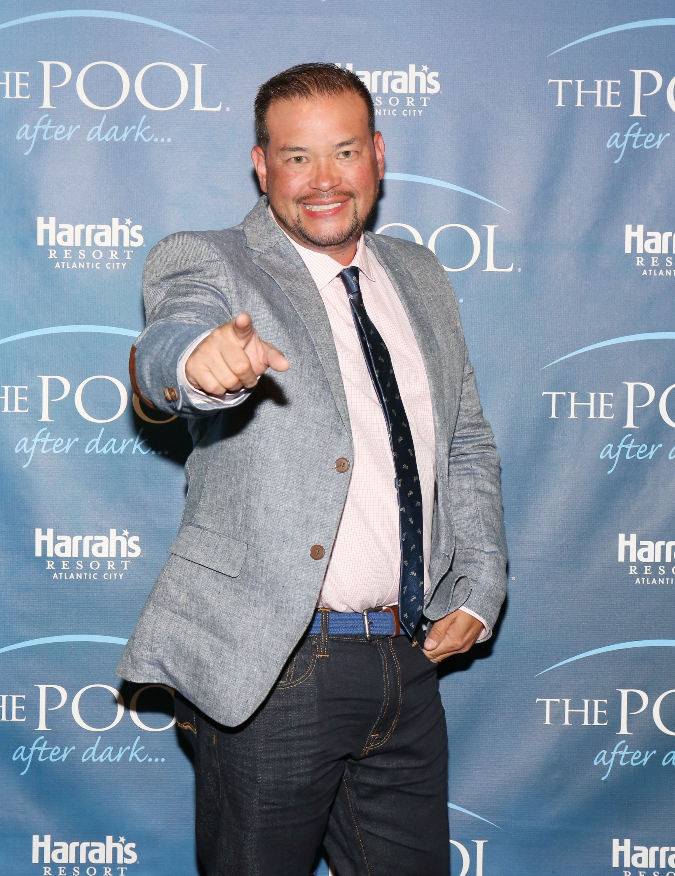 ATLANTIC CITY, NJ - MAY 30:  DJ Jon Gosselin performs at The Pool After Dark  at Harrah's Resort on Saturday  May 30, 2015 in Atlantic City, New Jersey.  (Photo by Tom Briglia/FilmMagic)