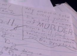 The Letter That 'Shattered Everything' For A Convicted Killer