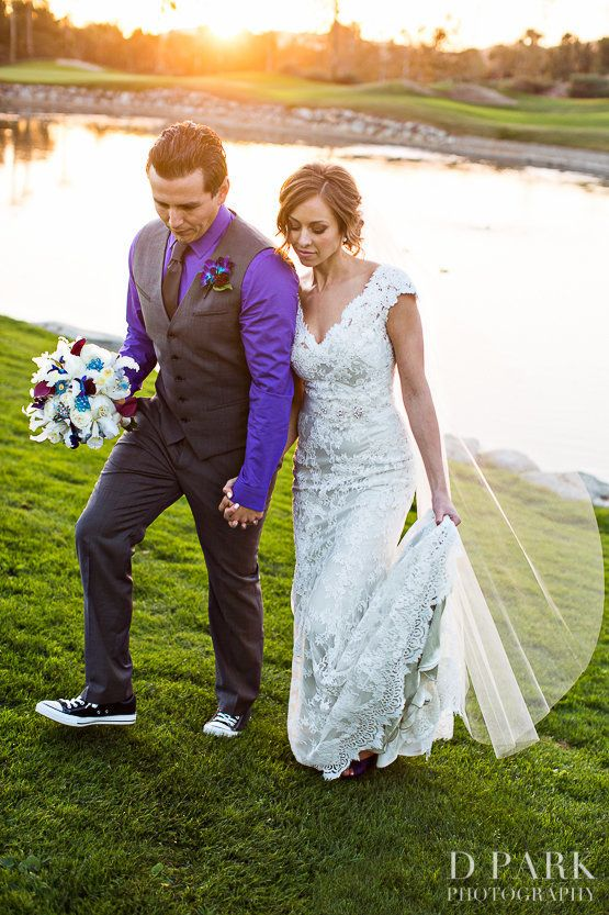 19 dapper grooms who rocked some colorful wedding attire huffpost junglespirit Gallery