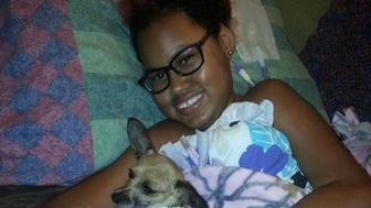 Jerika Bolen, 14, has decided to stop fighting a rare disease that causes her extreme pain.