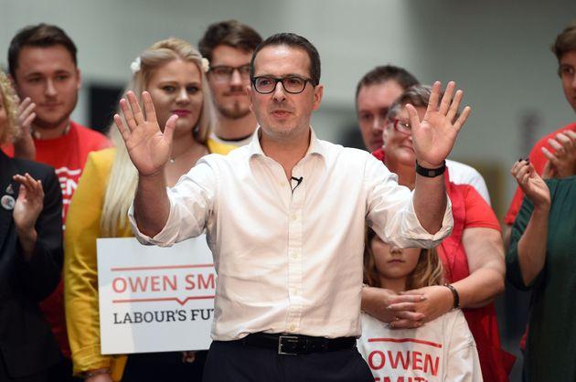 Labour leadership rivalOwen