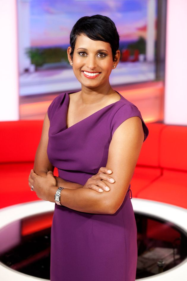 Naga Munchetty: BBC Stands By Ruling Over Presenter's Trump Comments