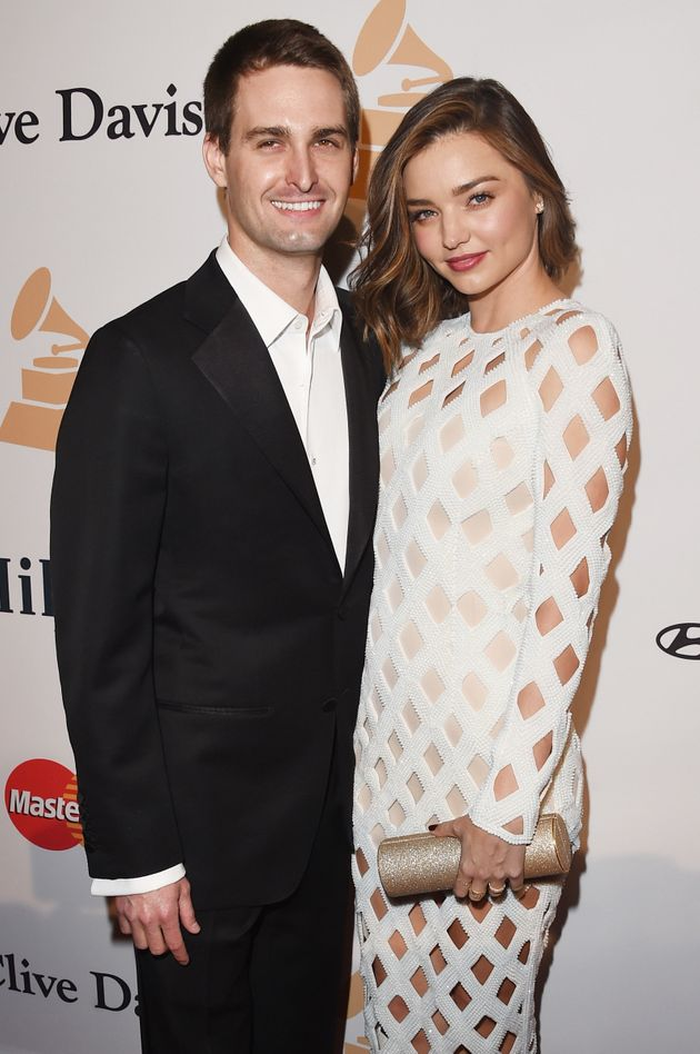 Miranda Kerr And Evan Spiegel Are Engaged, See Her Stunning Engagement