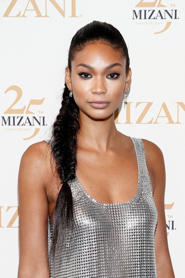 Chanel Iman Gets Real About Fashion's Diversity