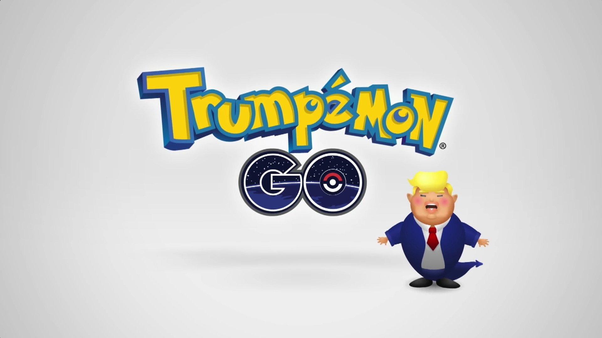 Trumpemon Go