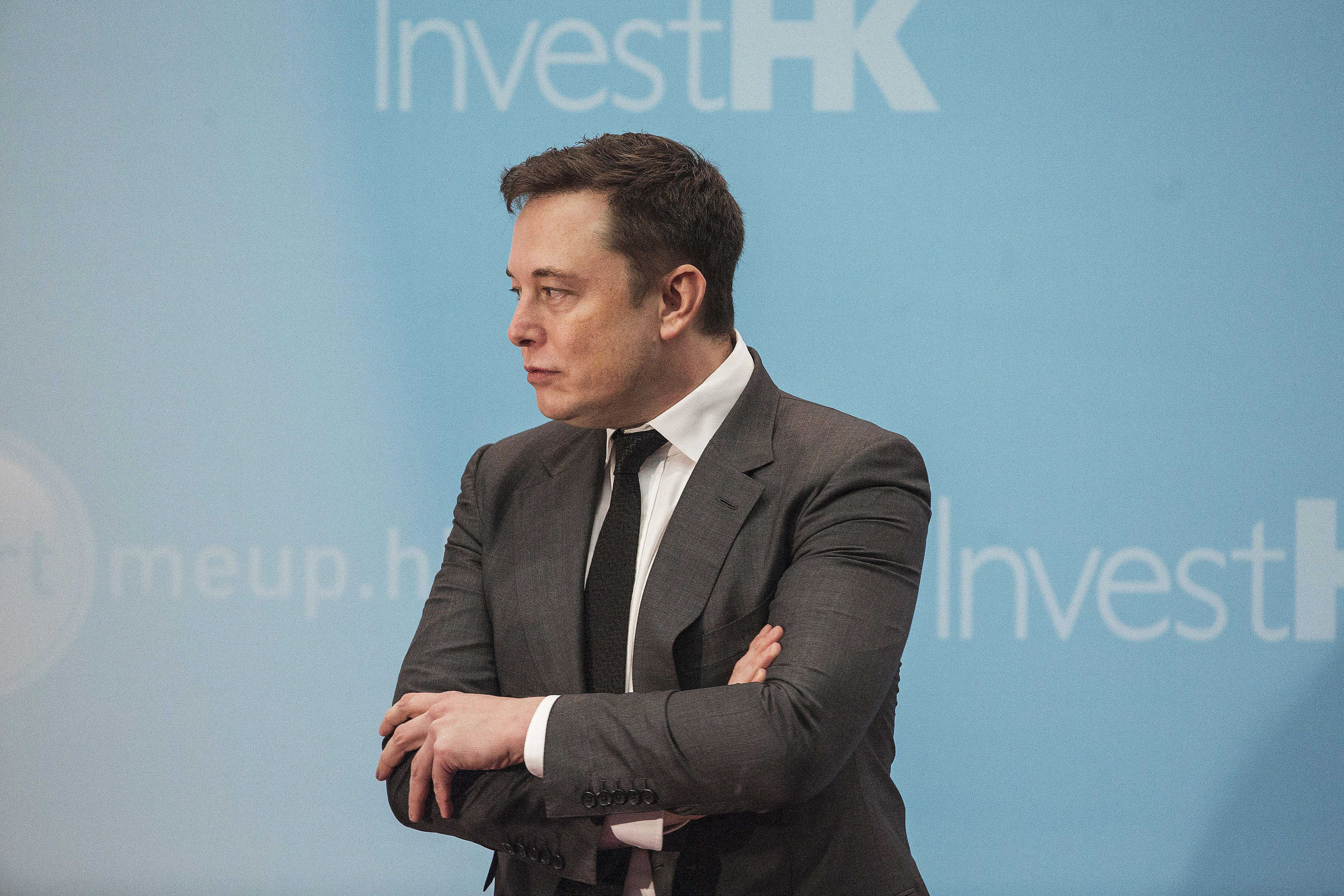 Elon Musk Wants Your Tesla To Be A Self-Driving Taxi When You're Not Using