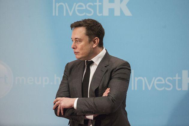 Elon Musk Unveils His