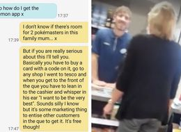Mum Asks Son For Pokemon Go Advice, He Pulls The Ultimate Pokeprank