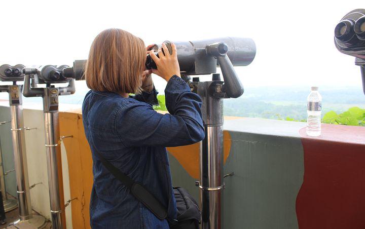 Peering into North Korea