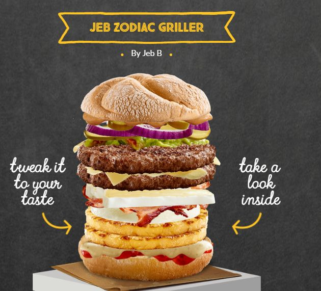 McDonald's New Zealand's 'Create Your Taste' Competition Goes All Boaty