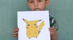 Desperate Syrian Children Are Using Pokemon Go In Their Pleas To Be