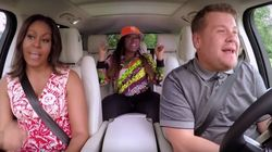 Michelle Obama Signs, Seals, Delivers 'Carpool Karaoke' With Missy