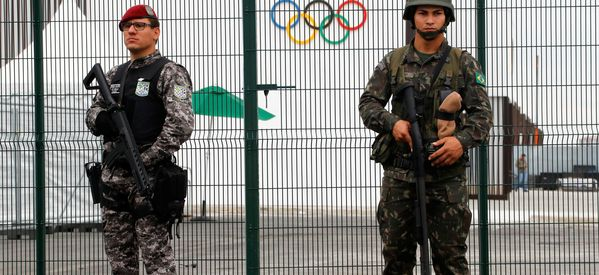 Rio Olympics Targeted For Terror Attacks, Brazil Arrests 10 Suspects