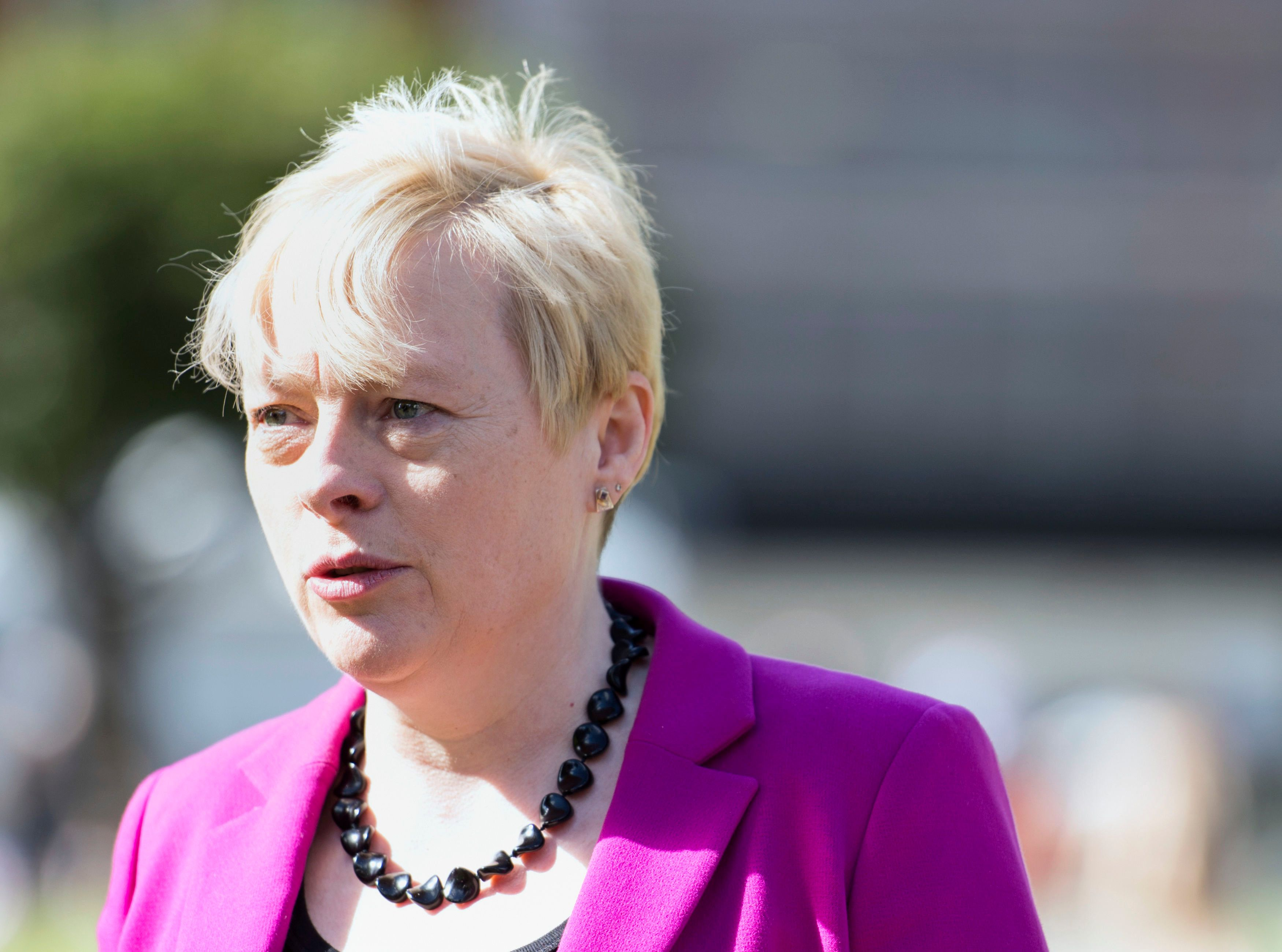 Angela Eagle Warned By Police To Suspend Constituency
