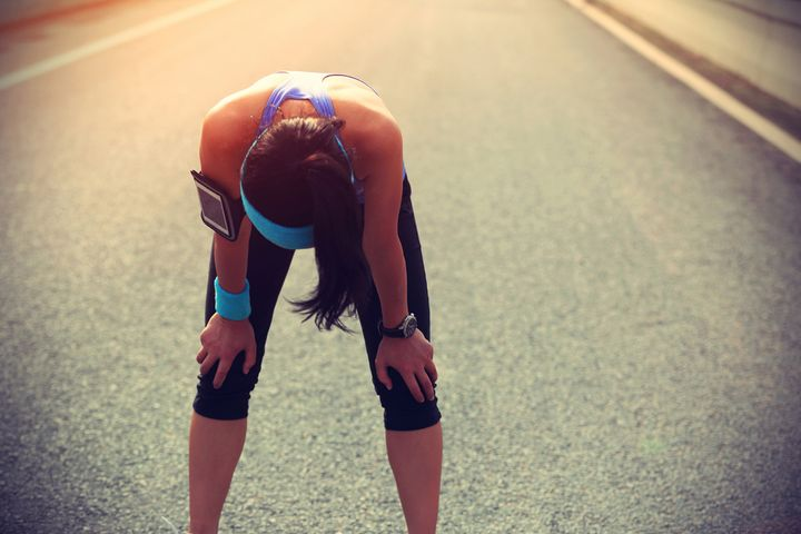 Running doesn't have to be tough!