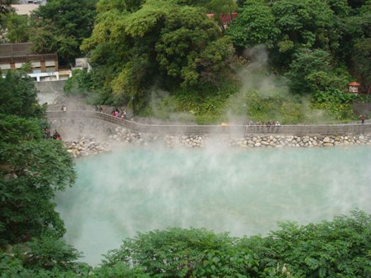 """Budget friendly Beitou offers some of the most beautiful and inexpensive hot springs in the world. (Image:&nbsp;<a href=""""http://www.laurenmack.com/"""" target=""""_blank""""><strong>Lauren Mack</strong></a>)"""