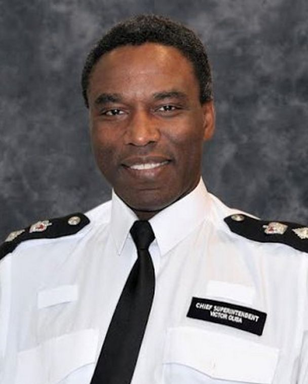 Victor Olisa is now head of diversity at the