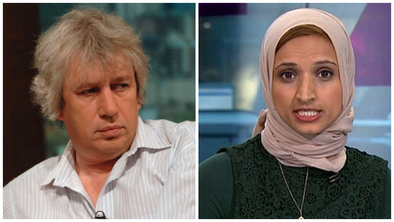 Rod Liddle Slapped Down For Claim Muslim Reporter Chosen To Provoke In Nice