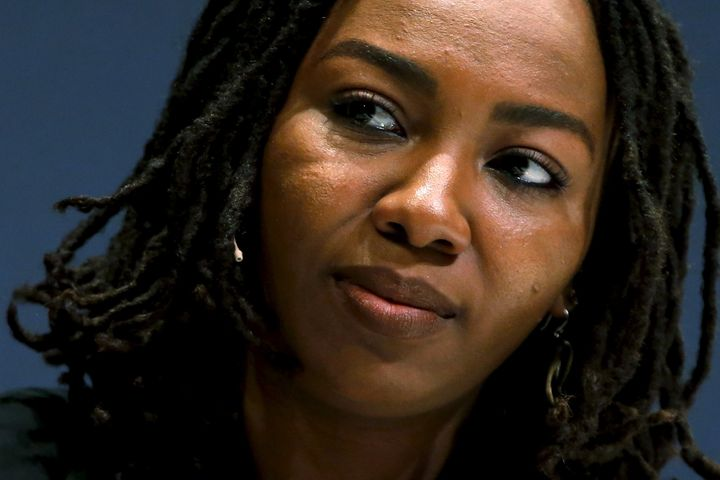Opal Tometi is a co-founder of the Black Lives Matter movement and the executive director for theBlack Alliance for Jus