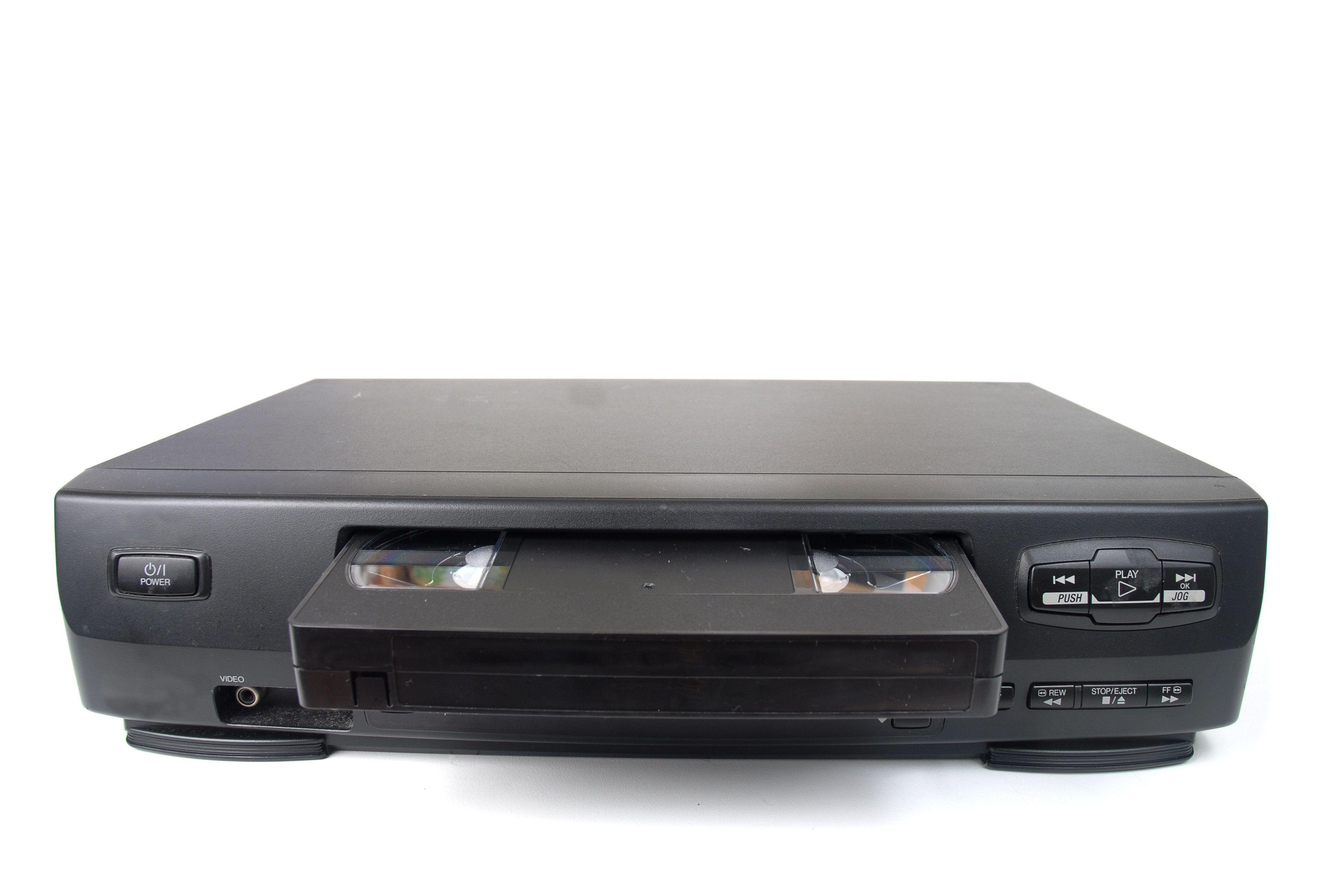The world's last VCRs will be manufactured this month in Japan. In case you've forgotten what these things look like, here is