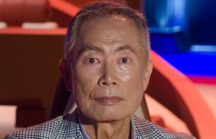 George Takei said he wants Latinos to vote in full force against Trump so he doesn't become the next president.