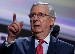 Mitch McConnell Is Giving Donald Trump A Free Pass On NATO