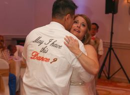 Thoughtful Groom Honors Bride's Late Father With Emotional Dance