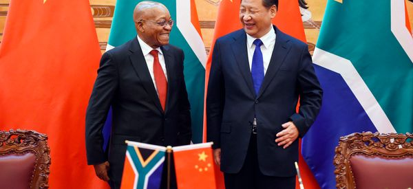 China's Relationship Status With South Africa? It's Complicated.