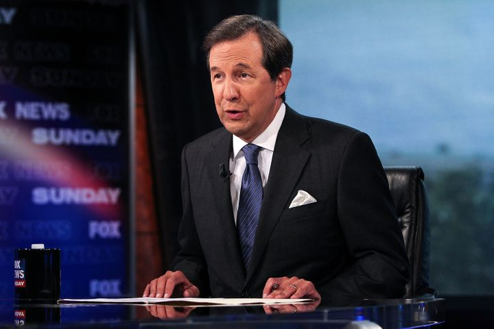 Chris Wallace said some of his colleagues had very emotional responses to Ailes' departure.