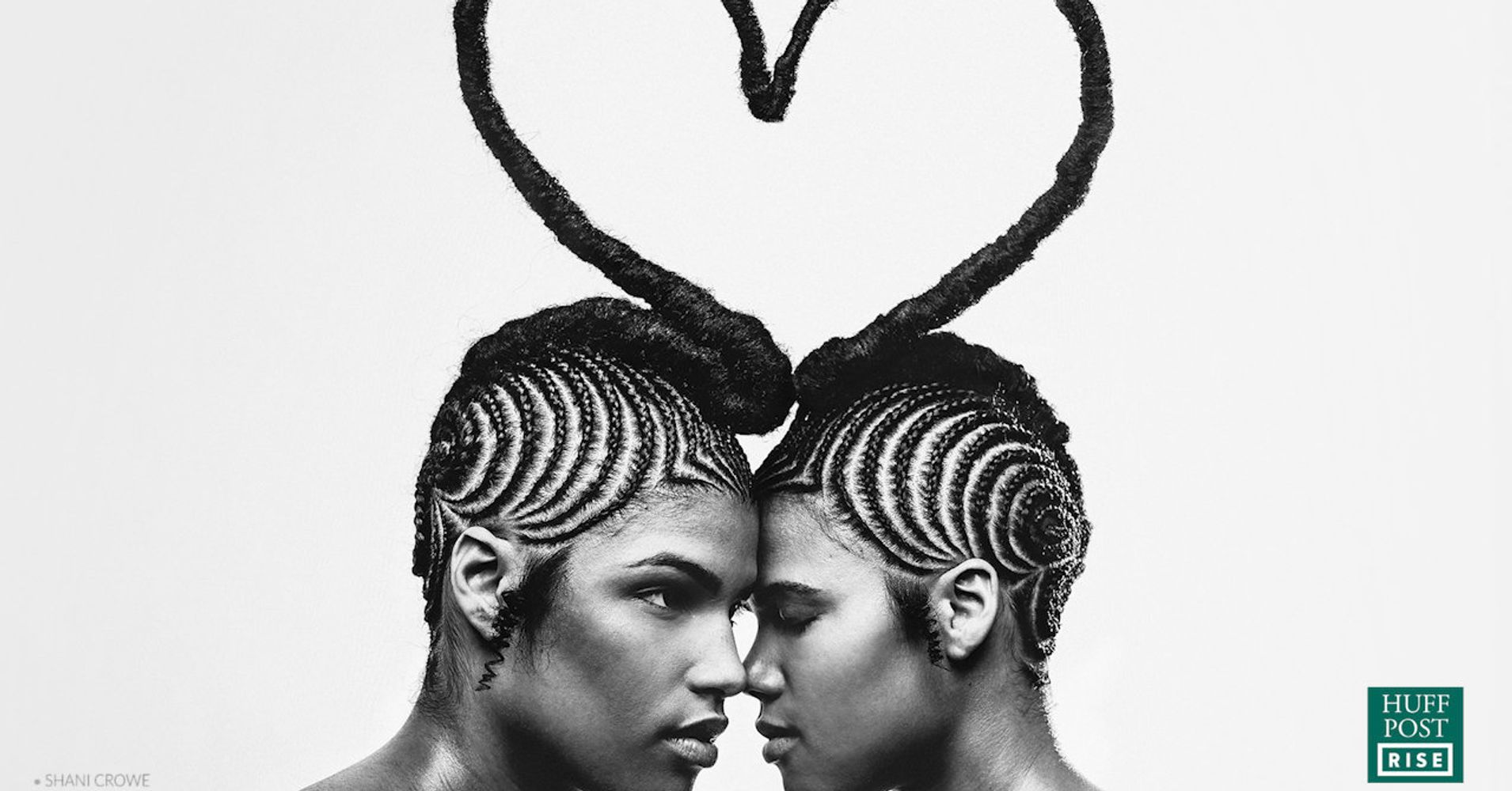 Artist\'s Photos Of Braided Hairstyles Show The Beauty Of Black Hair ...