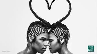 """Shani Crowe's """"Braids"""" photo exhibit is all about the beauty of black hair"""