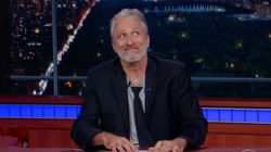 HE'S BACK! Jon Stewart Returns With A Message For Trump, Fox
