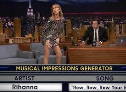 Céline Dion Delivers Surprisingly Convincing Rihanna Impression