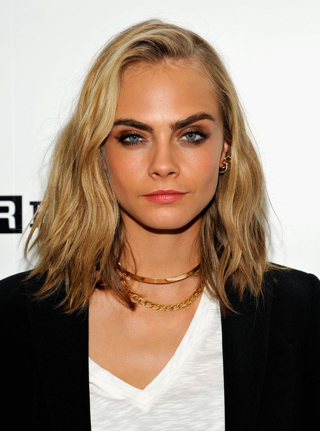 Cara Delevingne Has Short Hair Now And It Looks
